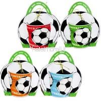 tasse disok avec motif Football dans un sac cadeau multicolore (8630) B06XSLVKV1