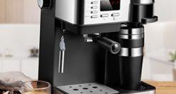 Machine à café manuelle