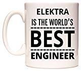machine à café espresso elektra Cream conçue des deux côtés de la tasse