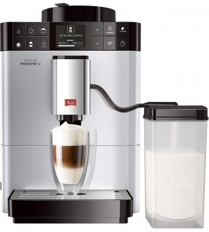 "Melitta F53 / 0-102 Caffeo ... ""data-full-size-image-url ="" https://www.elettrostock.it/1058-large_default/melitta-f53-0-102-caffeo-passione-macchina- of-coffee-nera.jpg"