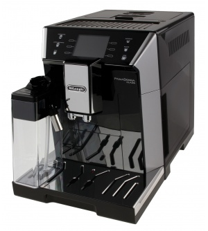 "De Longhi ECAM 556.55.SB ... ""data-full-size-image-url ="" https://www.elettrostock.it/990-large_default/de-longhi-ecam-55655sb-primadonna-class- macchina- of-coffee-nera.jpg"