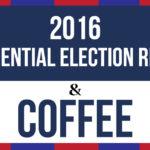 Cafés contre les résultats de l'élection présidentielle de 2016