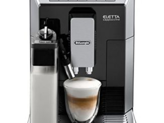 Delonghi Delonghi ECAM 45.766.B machine à café noire