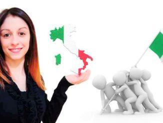 Nous défendons la langue italienne, la plus belle du monde