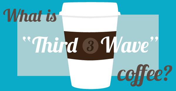 Qu'est-ce que le café de la troisième vague?