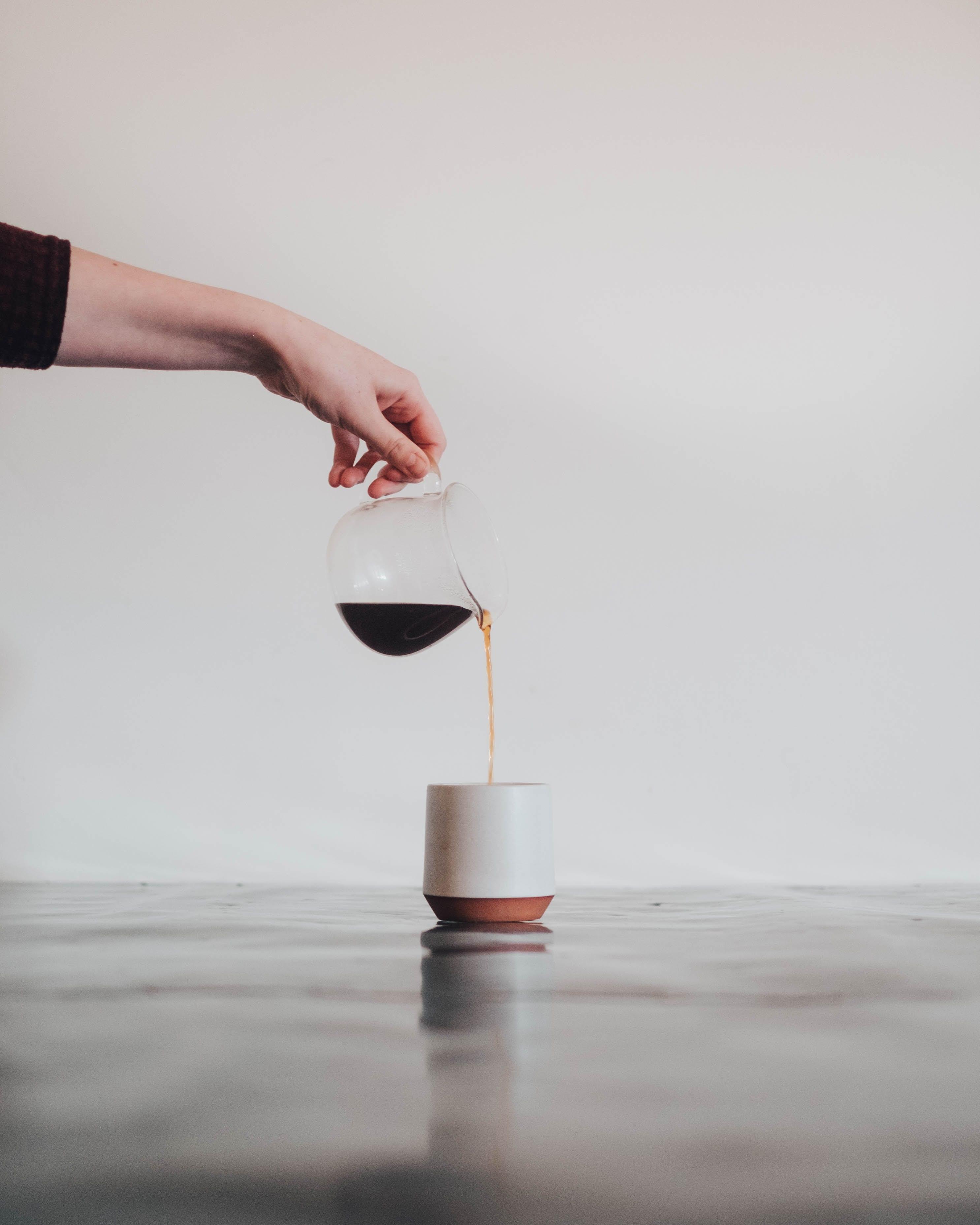 Dépendance à la caféine? Voici les meilleures solutions de design pour les amateurs de café! (Ph. Par John Forson)