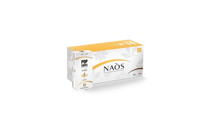 <pre>10 capsules Naòs Ginseng Nespresso Pop Caffè