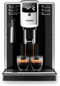 Machine à café automatique Philips série 5000 EP5310 / 10 avec moulins en céramique et filtre AquaClean