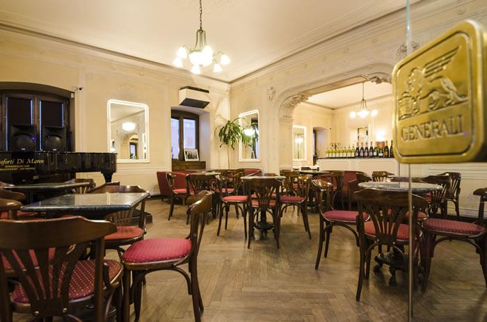 Trieste et ses cafés: le Tommaseo