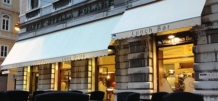 Café Stella Polare à Trieste
