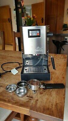 Machine à café manuelle classique Gaggia 1300w RI8161 / 40