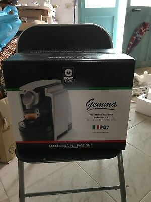 Machine à café automatique DomoCaffè Gemma NUOVA
