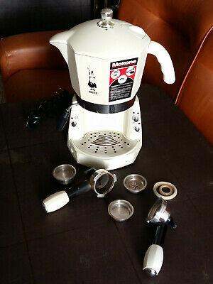 Machine à café Bialetti Mokona White CF40 20 bars trivalent CF40 - ROTEX