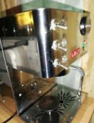 Machine à café expresso Lelit PL41EM, puissance 1050 W, nouvelle couleur Inox