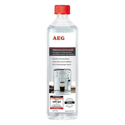 Machines à café liquides décalcifiantes AEG Anticalcare Premium, 500 ml ECF4-2