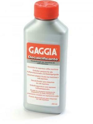 Décalcifiant Gaggia Flaccone 250 ml pour machines à café