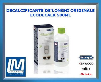 Détartrant De Longhi Ecodecalk 500Ml 5513296041 X Toutes les machines à café