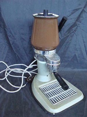 Machine à café Pear Old La Coffee Espresso La Peppina Vintage Made In Italy