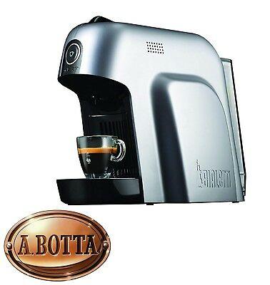 Machine à café expresso à capsule BIALETTI Smart Silver CF65 S