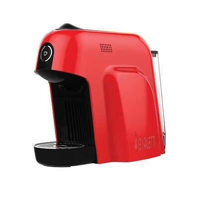 Machine à café expresso à capsule ginseng Smart Rossa CF65 Bialetti - Rotex