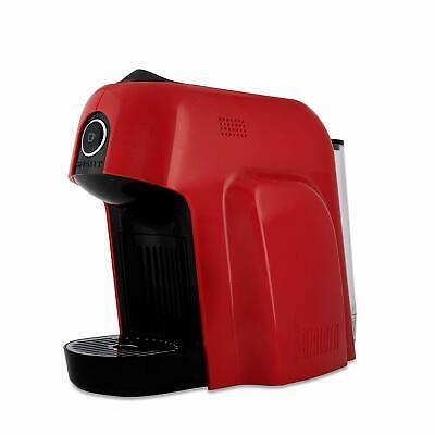1003591-Bialetti Smart Machine à café expresso pour capsules en aluminium, 1200