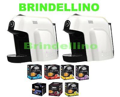 Machine à café intelligente Cof65 Bialetti Mokespresso Blanc Blanc Caffe D Italia