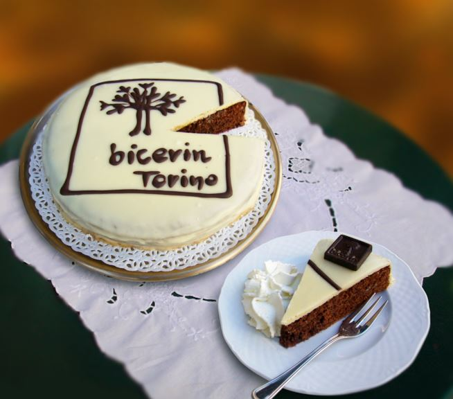 Cafétéria à Turin