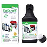 ✔️ DÉTARTRANT UNIVERSEL. EcoDescalk Universal Biological convient aux petits et grands appareils: bouilloires, machines à laver, lave-vaisselle ... Compatible avec toutes les marques.