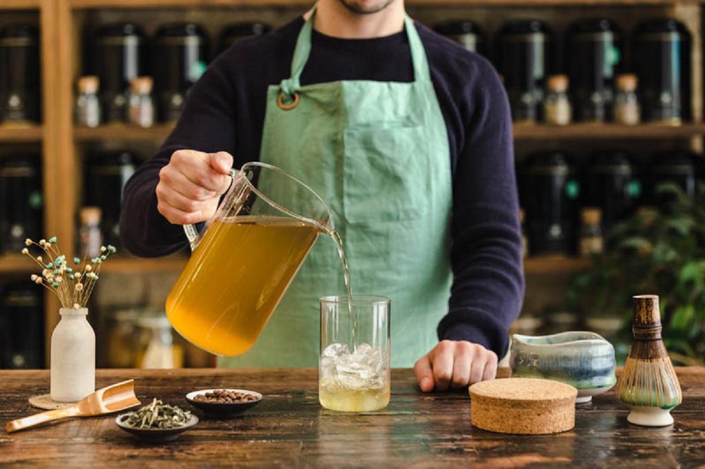 Troisième lune café et thé Brew Brew