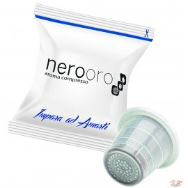 Nespresso NeroOro (MISCELA ARGENTO)