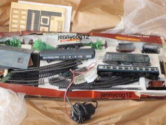 Ensemble de fret diesel Hornby BR R537 R537 R537 Collectors Railway 1b6bbb