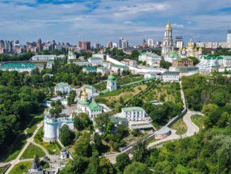 L'Ukraine surprend à Kiev, entre shopping et cathédrales