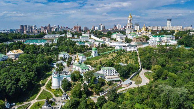 <pre><pre>L'Ukraine surprend à Kiev, entre shopping et cathédrales