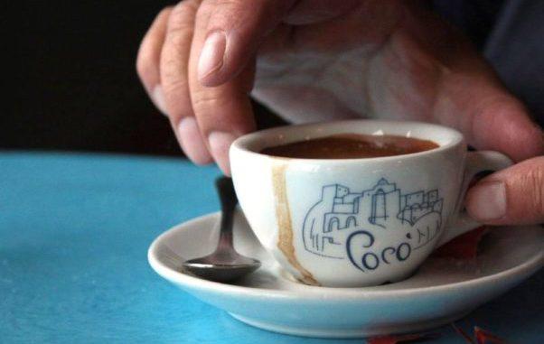 """<pre><pre>L'impressionnante """"explosion"""" d'espresso dans les bars de notre île"""