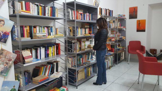 """<pre><pre>La bibliothèque """"LIBeRI DI VOLARE Rosa Protino Vinci"""" rouvre ses portes samedi"""