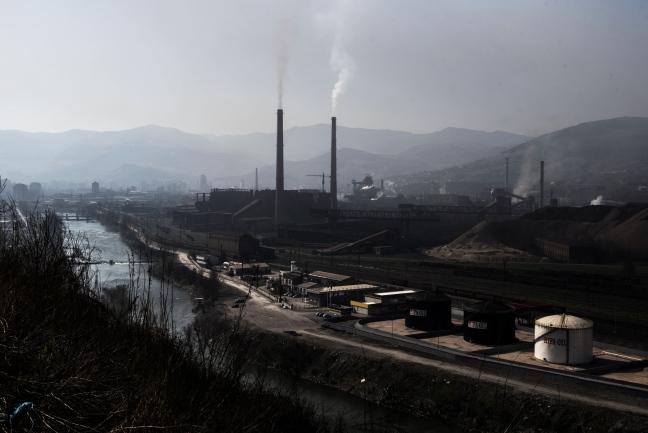 Zenica, ville industrielle de ...