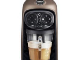 Lavazza Espresso Fermé Pod DESEA LM950 brun