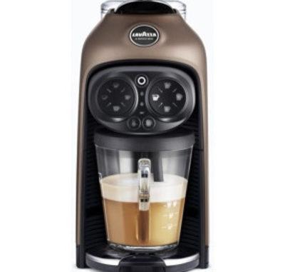 <pre><pre>Lavazza Espresso Fermé Pod DESEA LM950 brun