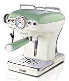 La cafetière rétro Aries crée des produits iconiques et fonctionnels: la Vintage Line allie le design italien à la facilité d'utilisation du Bélier
