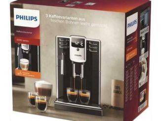 Machines à café expresso noires PHILIPS EP5310 / 20 - Puissance W 2100 max - EUR 79,00