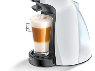 Nescafé Dolce Gusto De'Longhi Piccolo EDG100.W Machine à café espresso et autres boissons, blanc