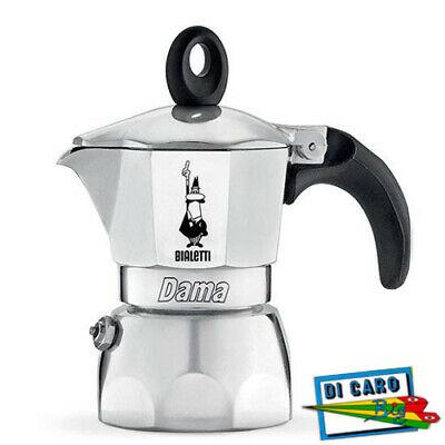 Bialetti 0002152: Cafetière, Moka Nuova Dama 3 Tasses, Cafetière Espresso