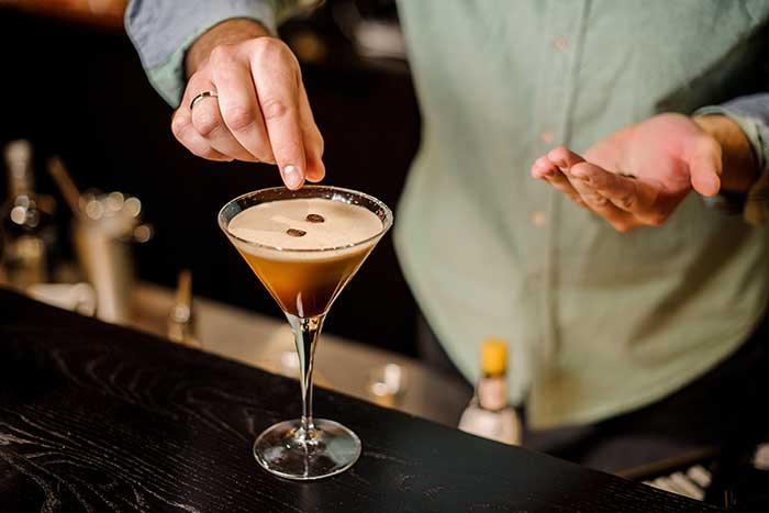 Café martinis