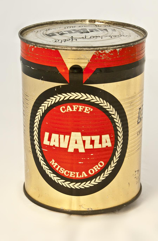 Lavazza peut 240gr mélange d'or - 1966-68