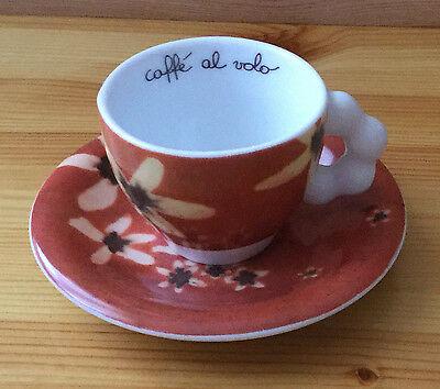 Thun Coffee Flying Cup Avec Soucoupe Fleurs De Thoune