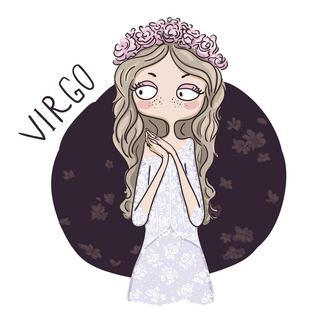 Signe zodiacal vierge