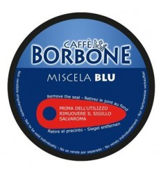 Bourbon Coffee BLUE Blend 90 Capsules