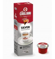 Système Caffitaly Cagliari Silver