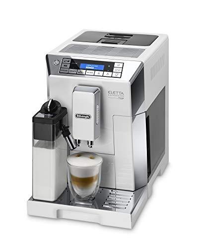 Machine à espresso super automatique De & Longhi ECAM45.760.W Eletta Cappuccino Top