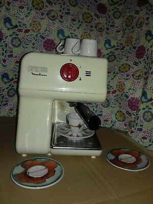 Machine à café expresso Made Code Moulinex fabriquée en France dans les années 70